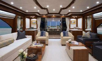 Renaissance yacht charter Hargrave Motor Yacht