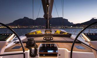 Ammonite yacht charter Southern Wind Sail Yacht