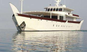 Warsan yacht charter Wesmac Motor Yacht