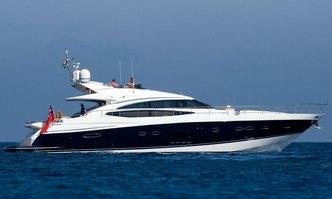 Princess V85 yacht charter Princess Motor Yacht
