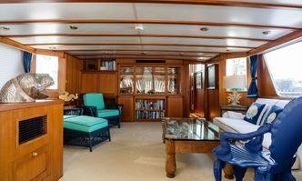 Seafari yacht charter Burger Motor Yacht