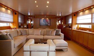 Faster yacht charter Sanlorenzo Motor Yacht