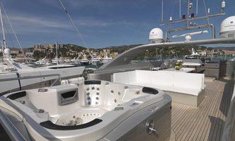 One Blue yacht charter Oceanline Shipyard Motor Yacht