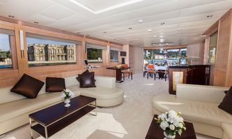 Canpark yacht charter ISA Motor Yacht