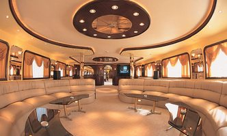 Golden Head yacht charter Altunbas Motor Yacht