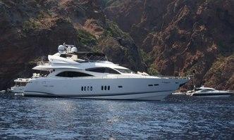 Melinda V yacht charter Sunseeker Motor Yacht