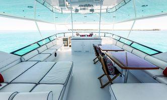 Il Capo yacht charter Broward Motor Yacht