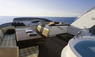 The Sultans Way 001 yacht charter Azimut Motor Yacht