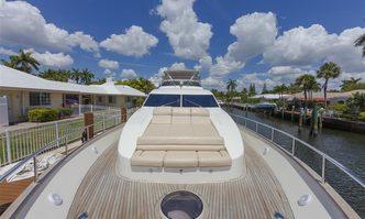 Conundrum yacht charter Azimut Motor Yacht