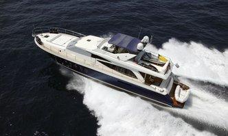 Phlora yacht charter Couach Motor Yacht