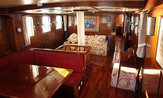 Golden Princess yacht charter Chantier Navals de Normandie Motor Yacht