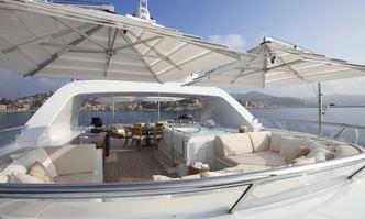 Kathleen Anne yacht charter Feadship Motor Yacht