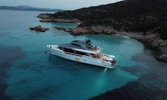 Ozone yacht charter Sanlorenzo Motor Yacht