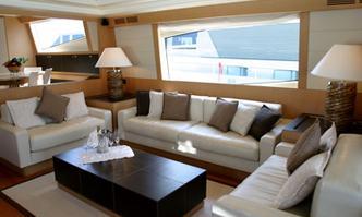 4Five yacht charter Riva Motor Yacht