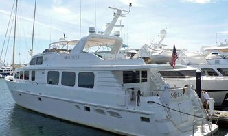 Declassified yacht charter Dover Yachts Motor Yacht