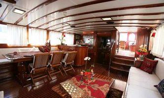 Tersane IV yacht charter Custom Sail Yacht