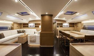 Shamanna yacht charter Nautor's Swan Sail Yacht