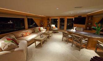Lucky Stars yacht charter Broward Motor Yacht