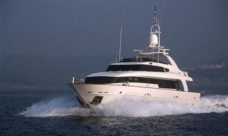 Moon Star yacht charter Görkem Yat Motor Yacht