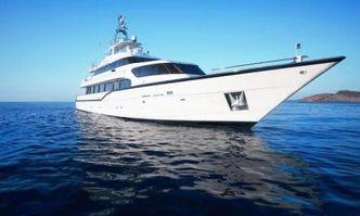 Carmen Serena yacht charter Marine Industrial Technologies Motor Yacht