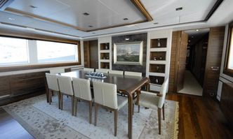 Steel yacht charter Tulza Motor Yacht