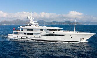 Spirit yacht charter Amels Motor Yacht