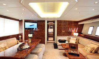 Of Villa Romana yacht charter Overmarine Motor Yacht