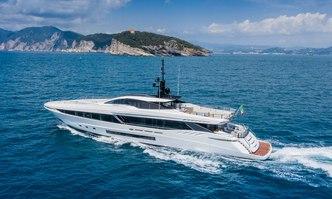 MA yacht charter Overmarine Motor Yacht