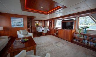 Cornelia yacht charter RMK Marine Motor Yacht