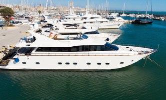 First Lady II yacht charter Tecnomar Motor Yacht
