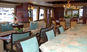 Legendary yacht charter Northcoast Yachts Motor Yacht