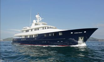Ocean's Seven yacht charter Kingship Motor Yacht