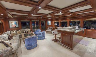 Relentless yacht charter Trinity Yachts Motor Yacht