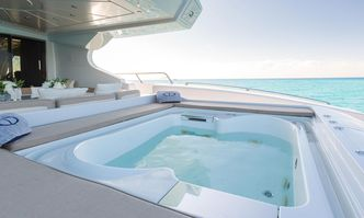 Incognito yacht charter Overmarine Motor Yacht