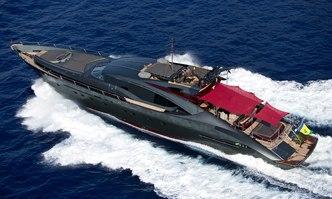 Ascari I yacht charter Palmer Johnson Motor Yacht