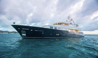 Fabulous Character yacht charter Holland Jachtbouw Motor Yacht
