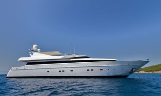 Mabrouk yacht charter Cantieri di Pisa Motor Yacht