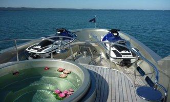 Princess Iluka yacht charter Ray Kemp Motor Yacht