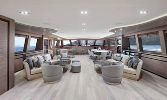 All About U 2 yacht charter ADA Yacht Works Motor/Sailer Yacht
