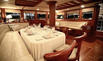 Nurten A yacht charter Kadir Turhan Sail Yacht