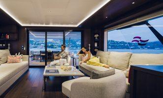 Moanna II yacht charter Sirena Yachts Motor Yacht