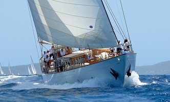 Tiziana yacht charter Abeking & Rasmussen Sail Yacht