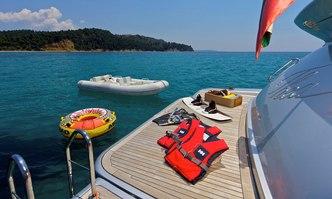 Thea Malta yacht charter Azimut Motor Yacht