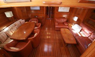 Blalumar yacht charter Marina 92 Barcelona Sail Yacht