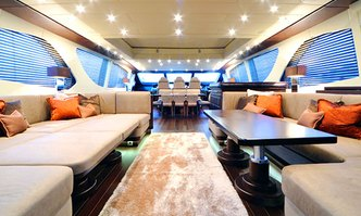 Martha yacht charter Overmarine Motor Yacht