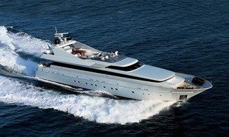 Kintaro yacht charter Cantieri di Pisa Motor Yacht