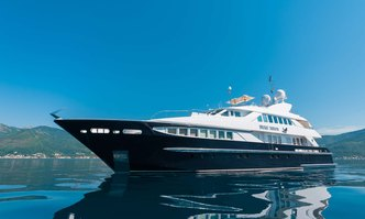 Duke Town yacht charter Heesen Motor Yacht