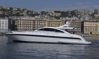 Milu II yacht charter Overmarine Motor Yacht