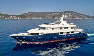Serenity II yacht charter Mengi-Yay Motor Yacht