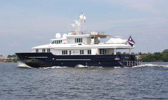Indigo yacht charter CBI Navi Motor Yacht